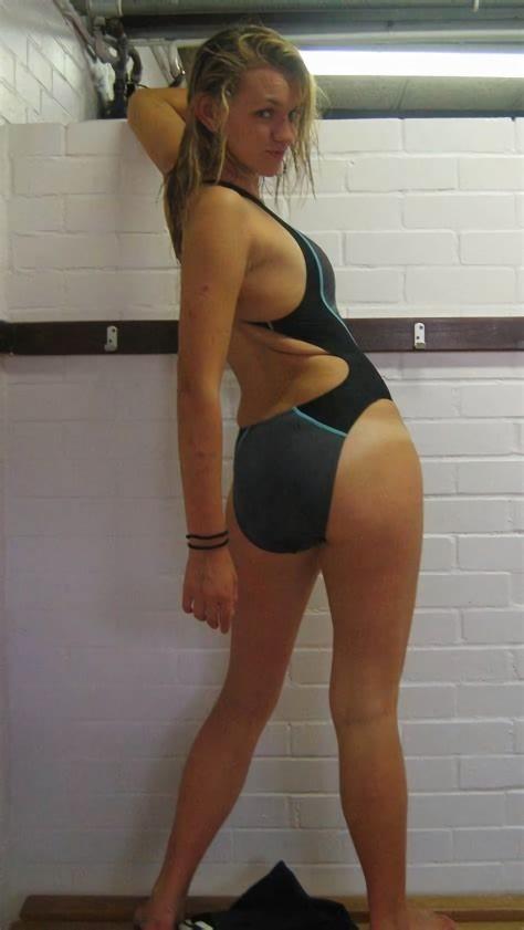 三次元 3次元 エロ画像 外国人 競泳水着 べっぴん娘通信 31