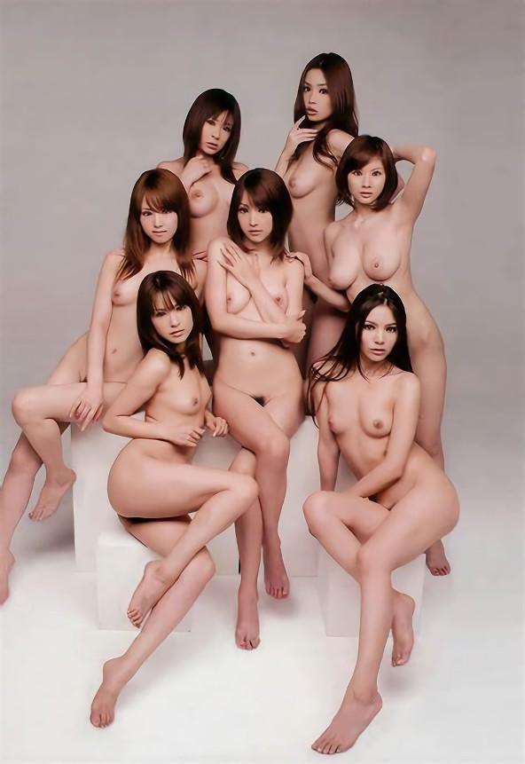 三次元 3次元 エロ画像 複数 ヌード おっぱい べっぴん娘通信 27