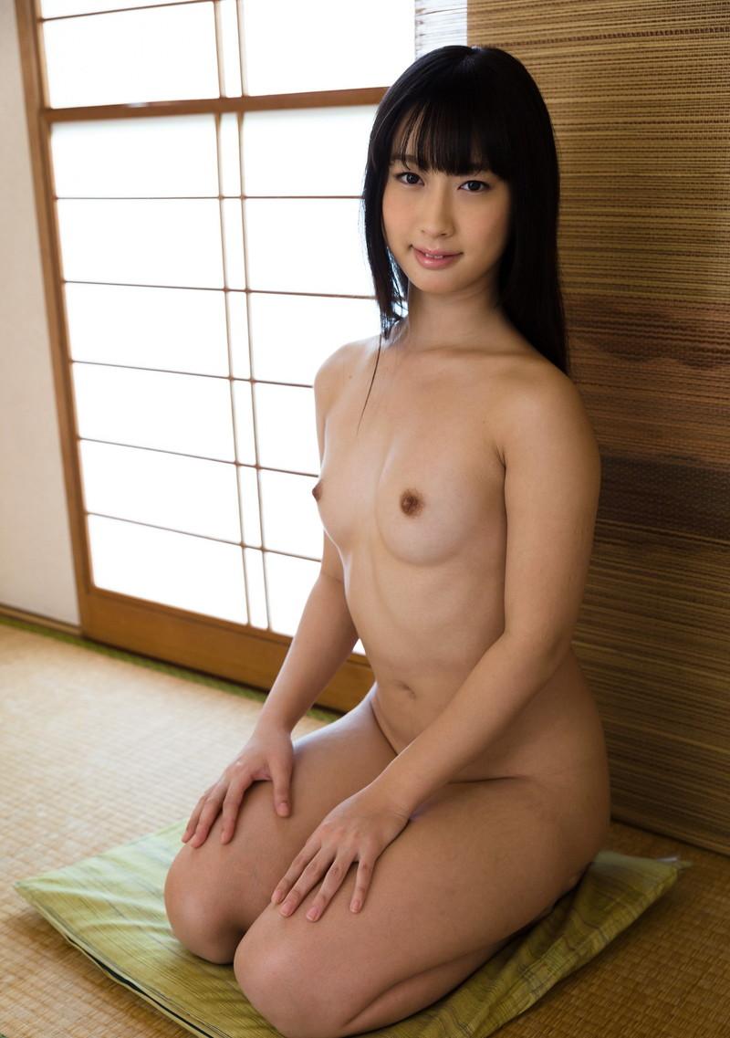 三次元 3次元 エロ画像 ヌード 正座 裸 べっぴん娘通信 08