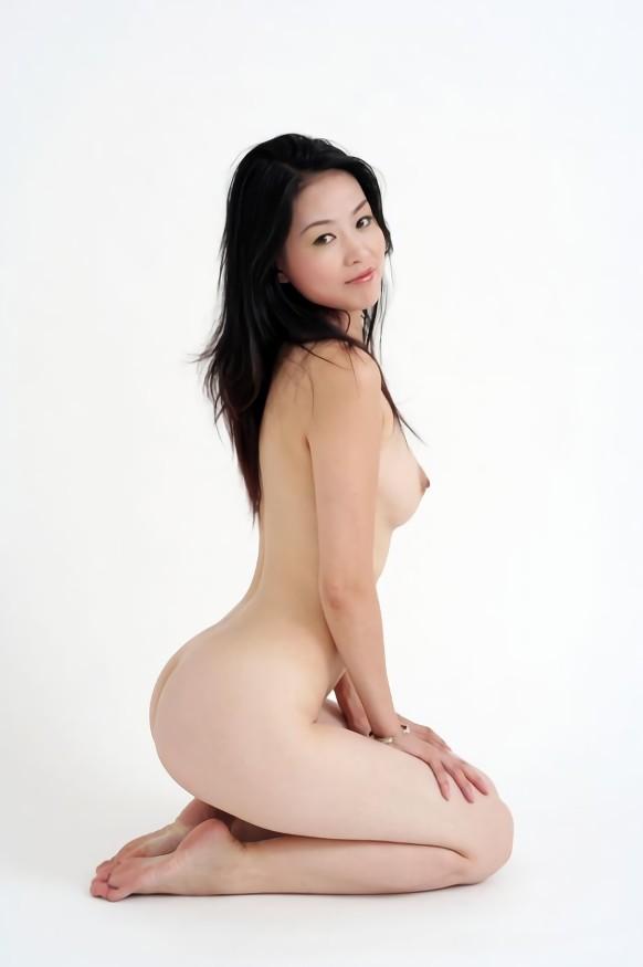 三次元 3次元 エロ画像 ヌード 正座 裸 べっぴん娘通信 12