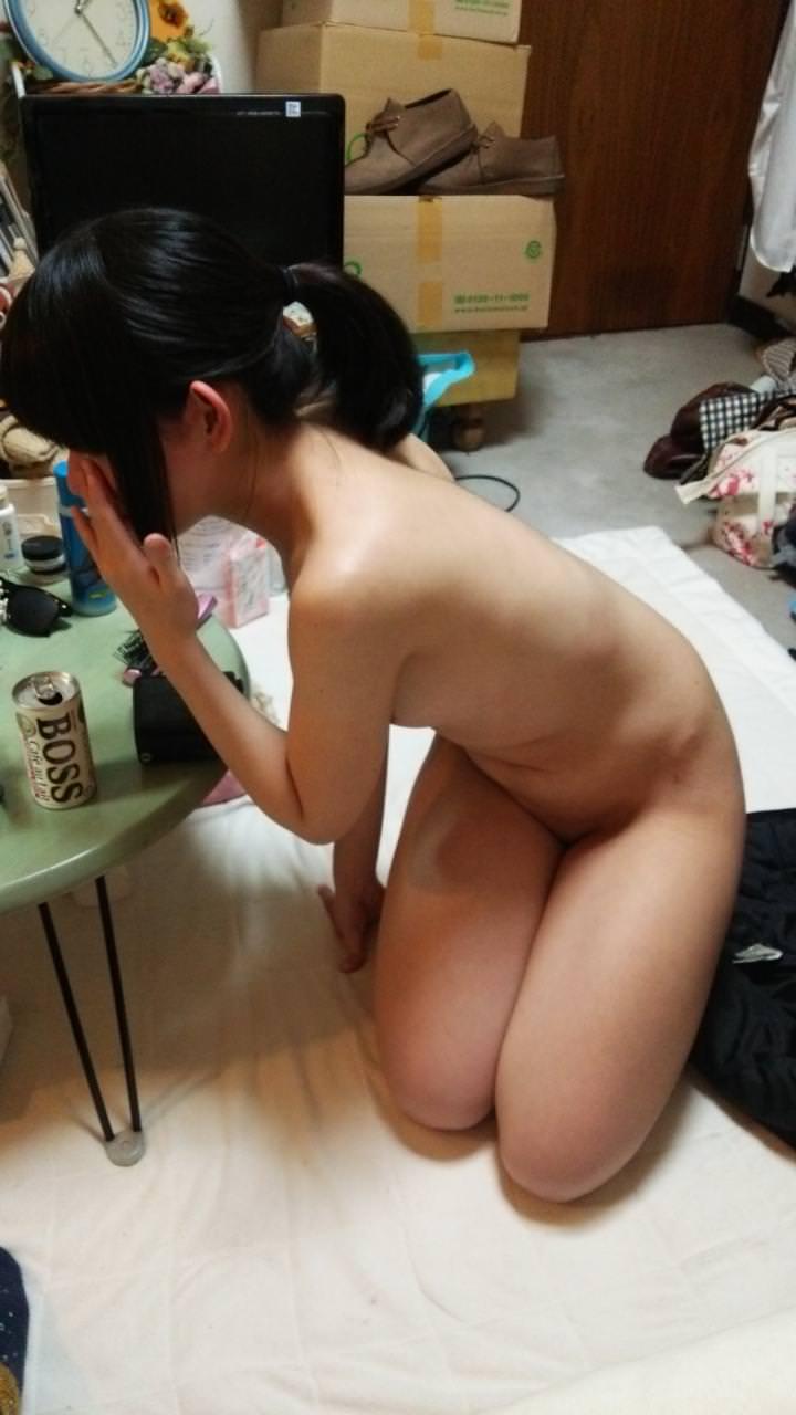 三次元 3次元 エロ画像 ヌード 正座 裸 べっぴん娘通信 33