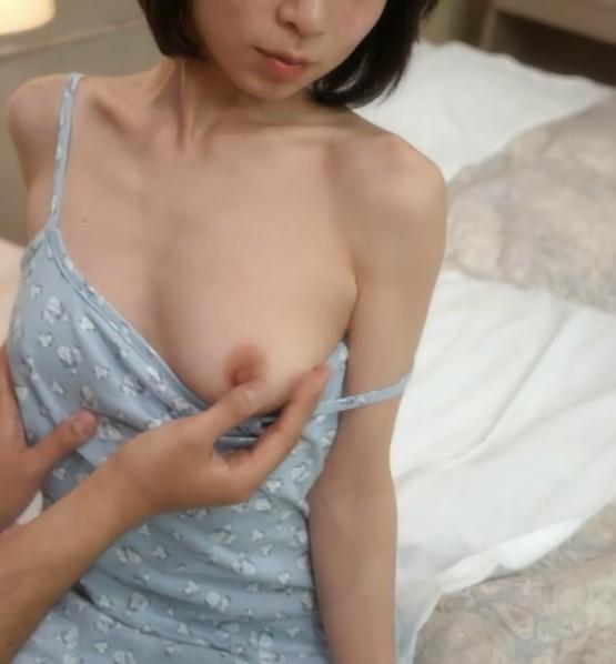 三次元 3次元 エロ画像 片乳 おっぱい ポロリ べっぴん娘通信 27