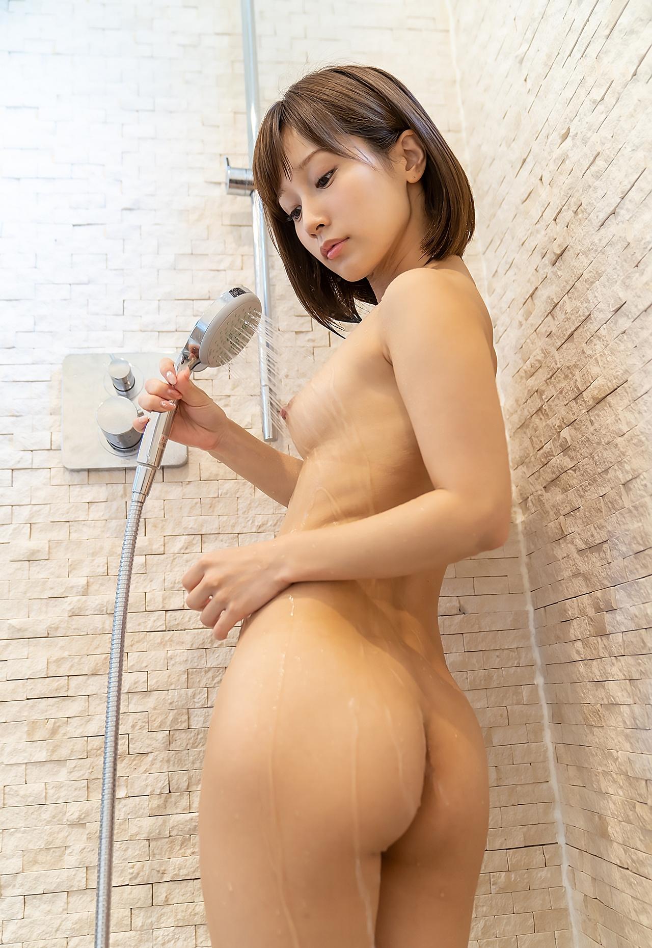 三次元 3次元 エロ画像 シャワー ヌード べっぴん娘通信 01