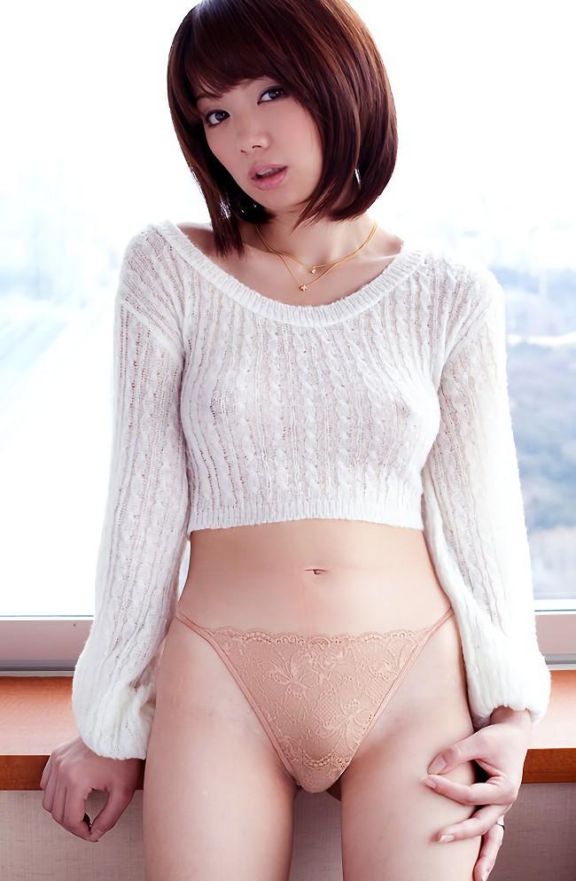 三次元 3次元 エロ画像 セーター べっぴん娘通信 09