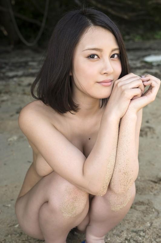 三次元 3次元 エロ画像 AV女優 松岡ちな ヌード べっぴん娘通信 040