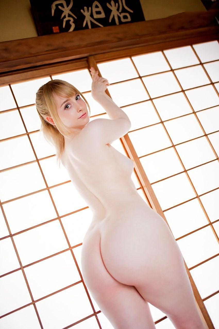 三次元 3次元 エロ画像 外国人 スタイル抜群 ヌード べっぴん娘通信 002