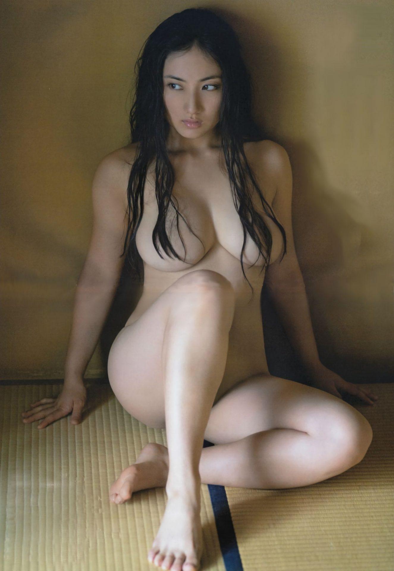 三次元 3次元 エロ画像 ヌード 髪で乳首を隠す おっぱい べっぴん娘通信 14