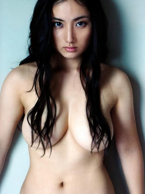 三次元 3次元 エロ画像 ヌード 髪で乳首を隠す おっぱい べっぴん娘通信 29