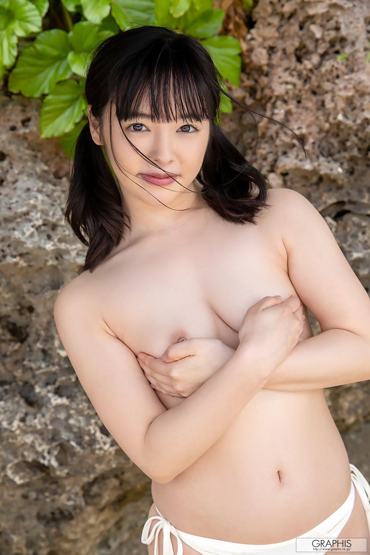 三次元 3次元 エロ画像 AV女優  小倉由菜 ヌード  べっぴん娘通信 019