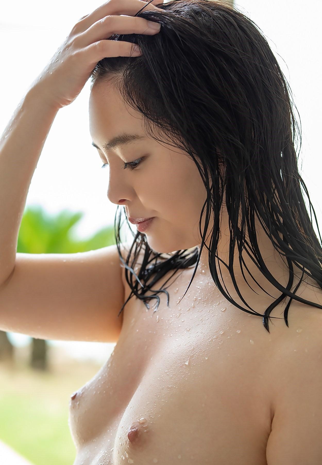 三次元 3次元 エロ画像 AV女優  小倉由菜 ヌード  べっぴん娘通信 057