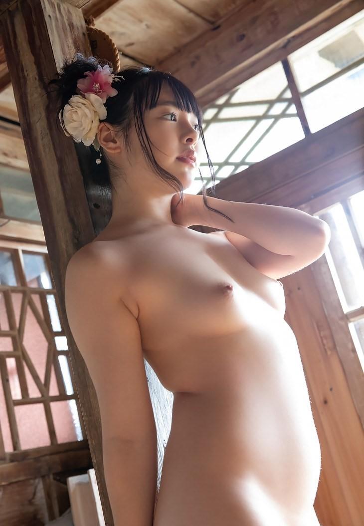 三次元 3次元 エロ画像 AV女優  小倉由菜 ヌード  べっぴん娘通信 059