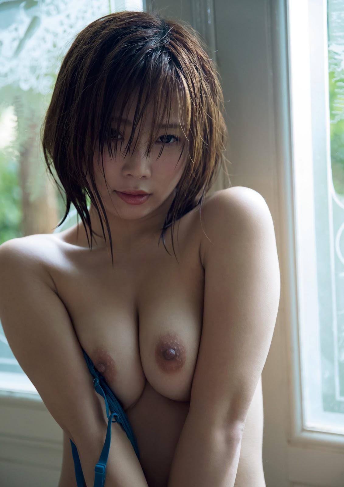 三次元 3次元 エロ画像 AV女優 紗倉まな ヌード べっぴん娘通信 001