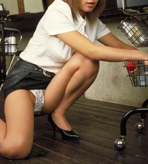 三次元 3次元 エロ画像 片膝つき ランジェリー べっぴん娘通信 026