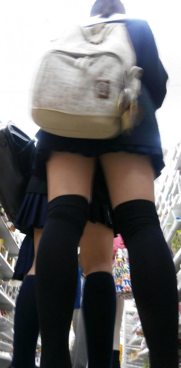 三次元 3次元 エロ画像 女子校生 ニーソ JK 制服 美脚べっぴん娘通信 030