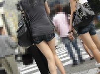 三次元 3次元 エロ画像 美脚 素人 街撮り べっぴん娘通信 001