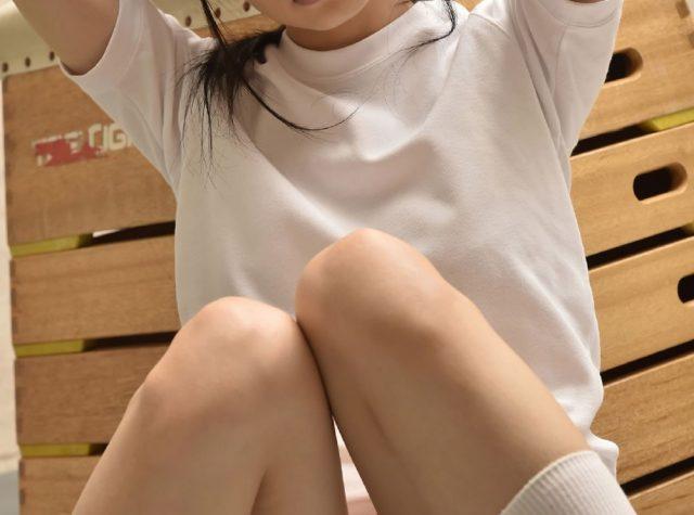 三次元 3次元 エロ画像 体操服 ブルマ べっぴん娘通信 001