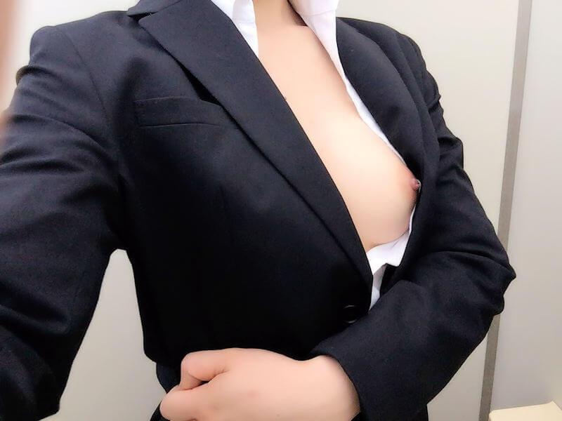 三次元 3次元 エロ画像 OL おっぱい スーツ 制服 べっぴん娘通信 034