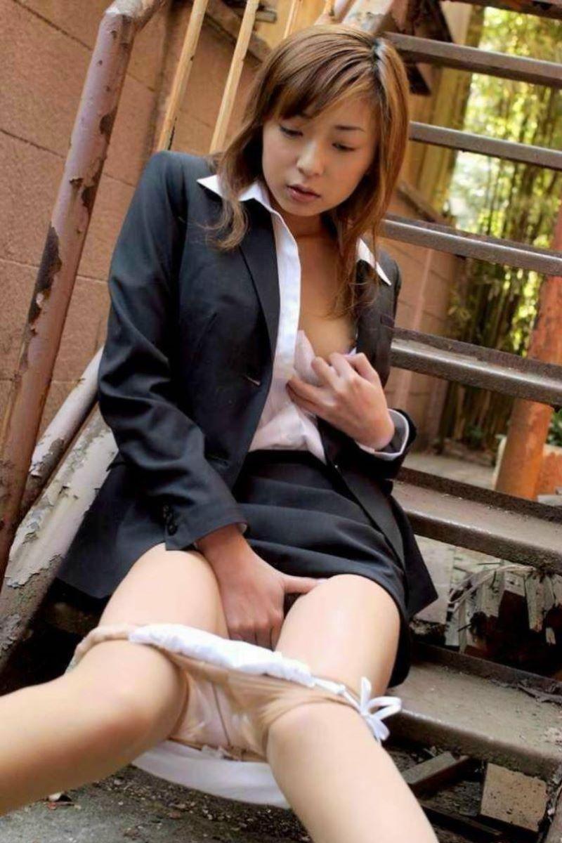 三次元 3次元 エロ画像 OL おっぱい スーツ 制服 べっぴん娘通信 035