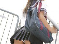 三次元 3次元 エロ画像 女子校生 JK ローアングル べっぴん娘通信 001