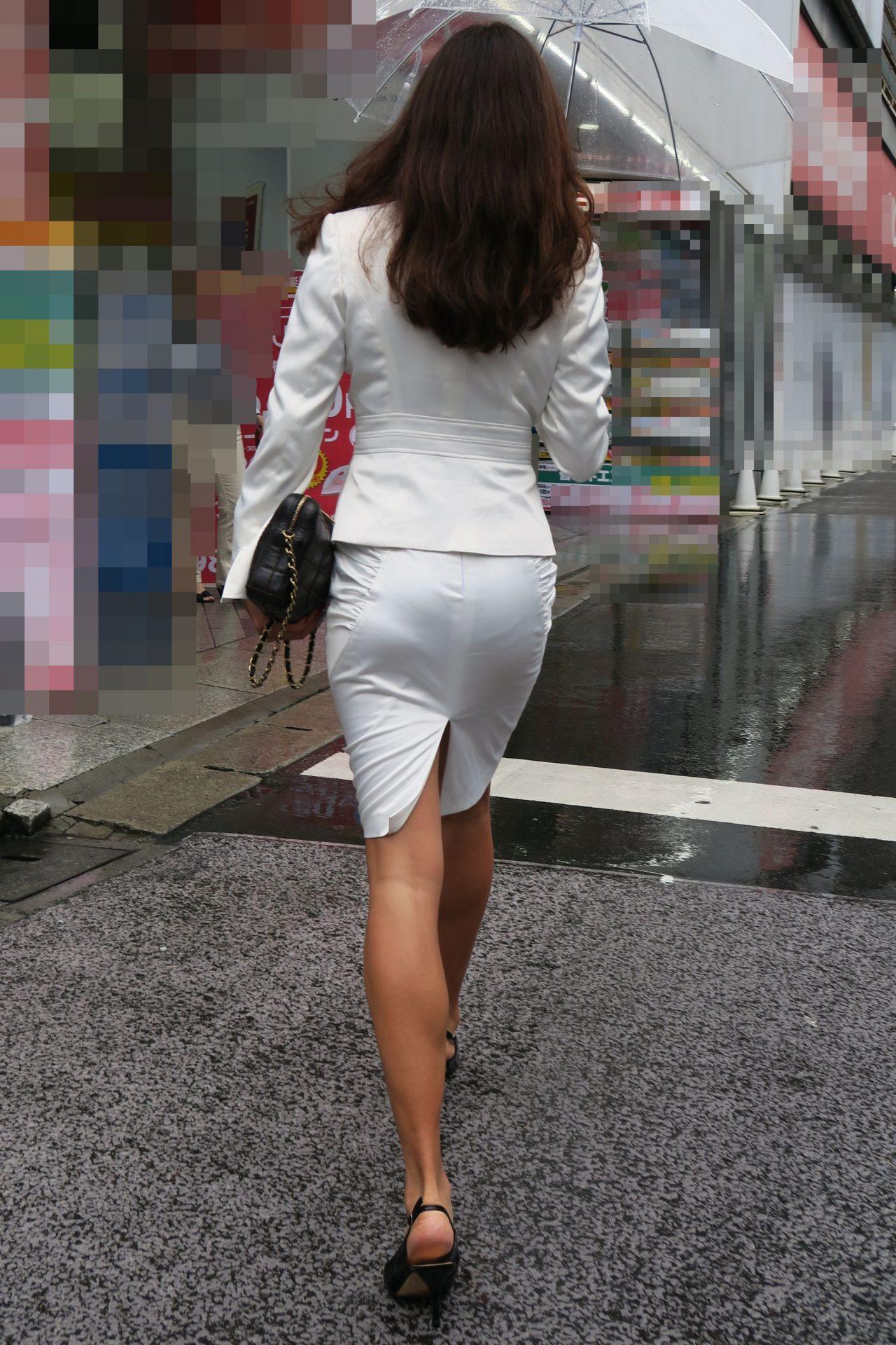 三次元 3次元 エロ画像 スーツ べっぴん娘通信 034