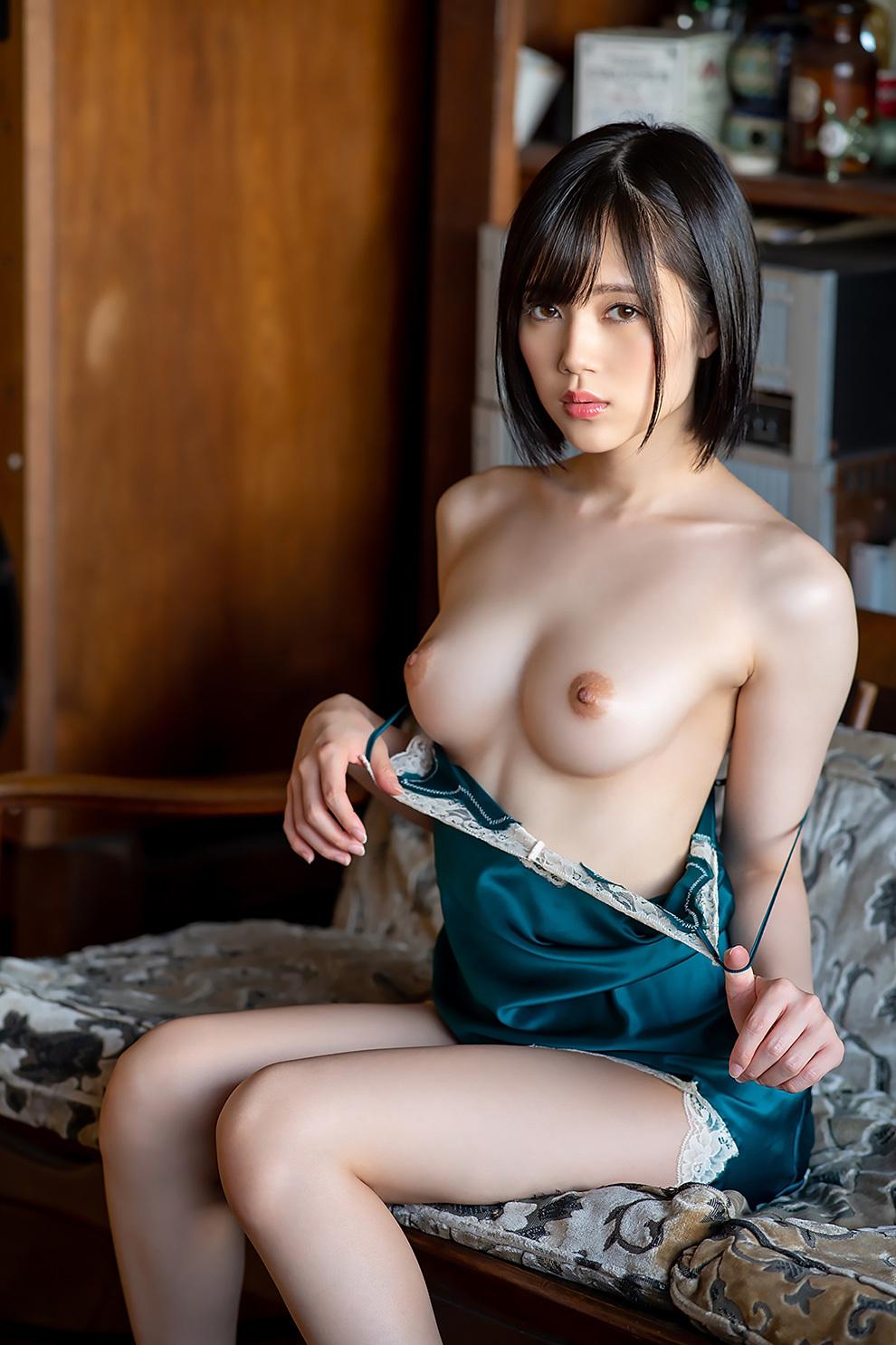 三次元 3次元 エロ画像AV女優 涼森れむ ヌード べっぴん娘通信 018