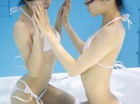 三次元 3次元 エロ画像 水着 ニーソックス べっぴん娘通信 001