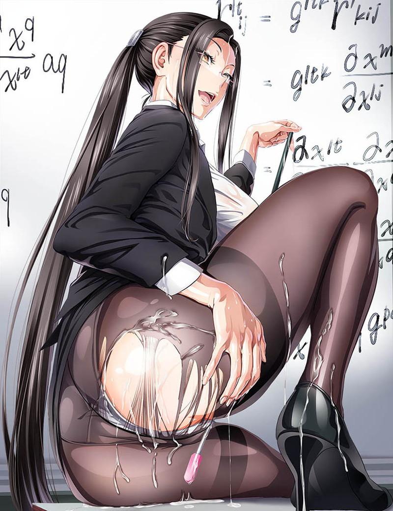 二次元 2次元 エロ画像 ミニスカート べっぴん娘通信 006