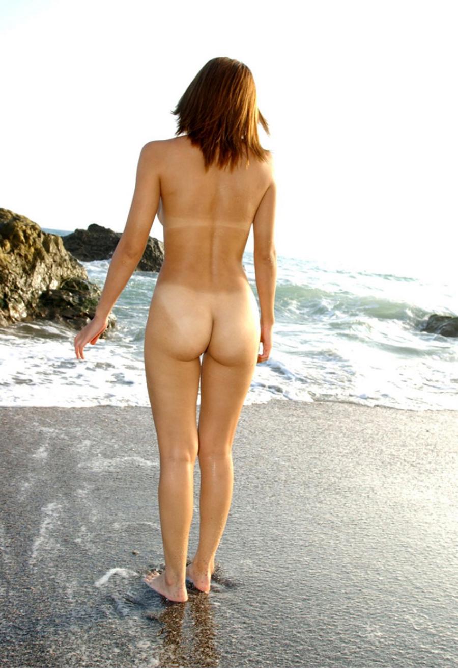 三次元 3次元 エロ画像 ビーチ ヌード 裸 野外 露出 羞恥  べっぴん娘通信 020