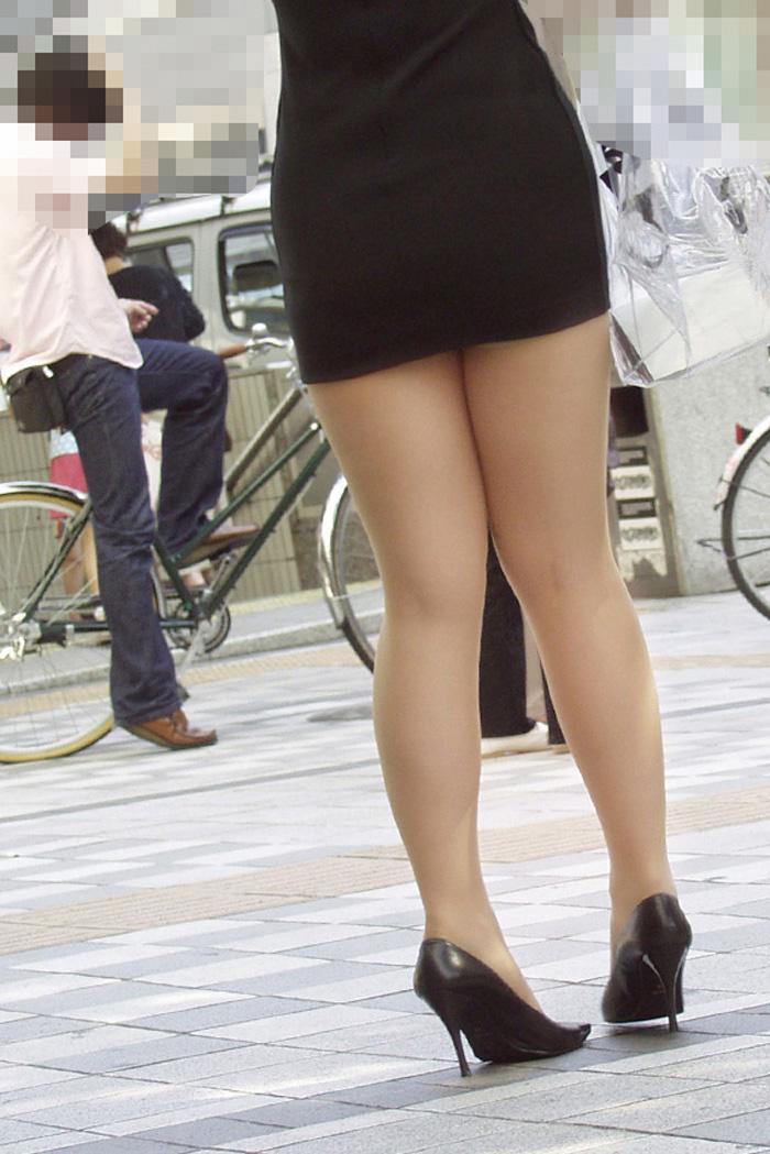 三次元 3次元 エロ画像 ハイヒール 美脚 街撮り 素人 べっぴん娘通信 032