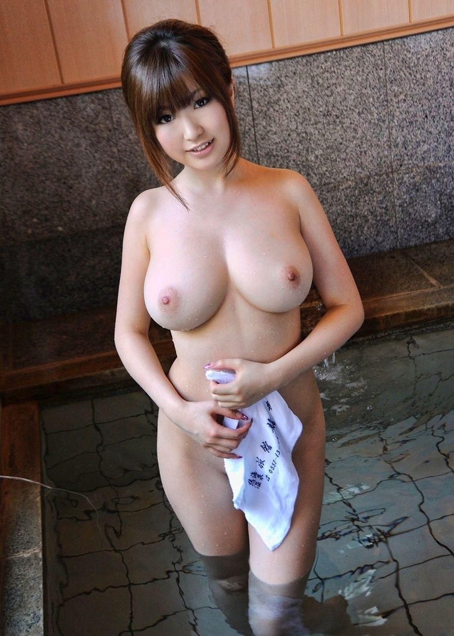 三次元 3次元 エロ画像 温泉 おっぱい ヌード 裸 べっぴん娘通信 003