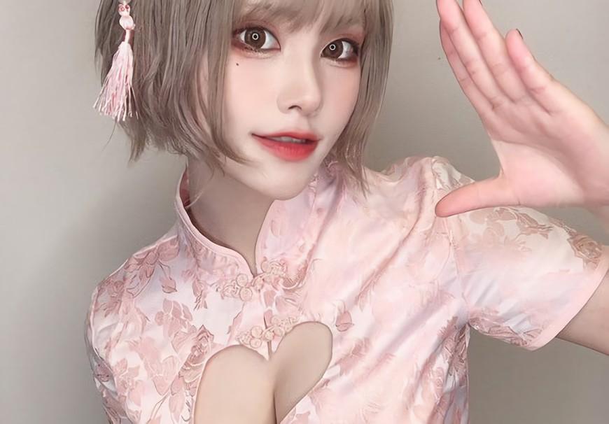 三次元 3次元 エロ画像 チャイナドレス べっぴん娘通信 023