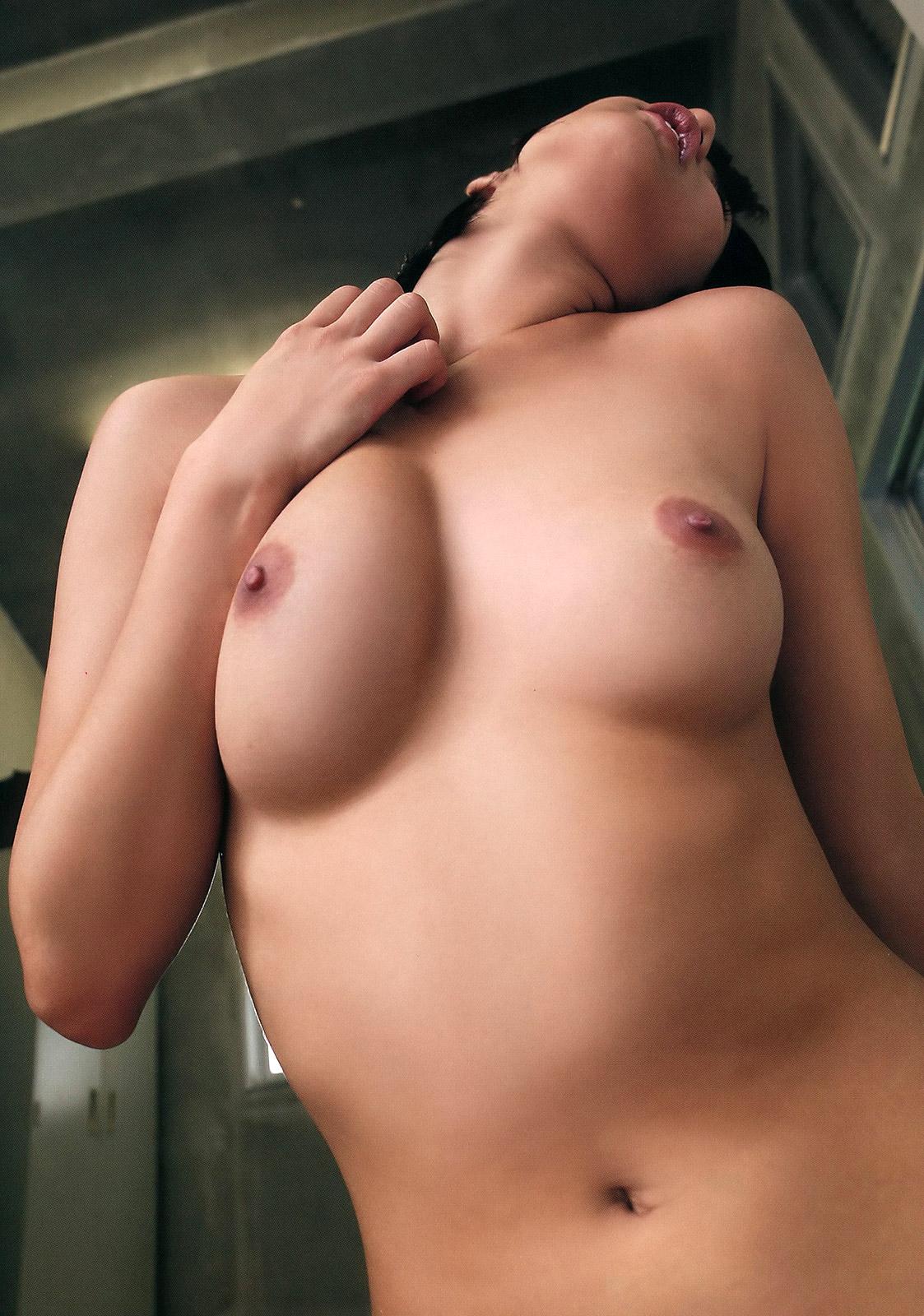 三次元 3次元 エロ画像 AV女優 湊莉久 ヌード べっぴん娘通信 008