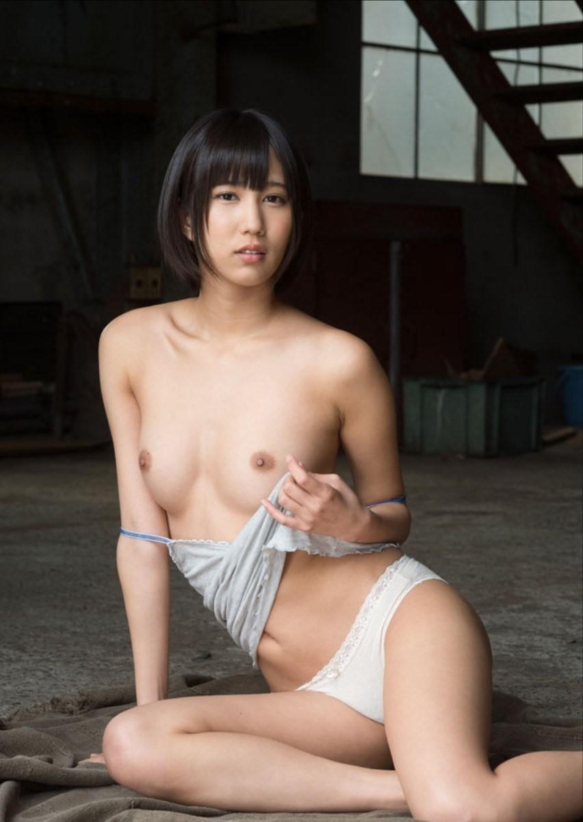 三次元 3次元 エロ画像 AV女優 湊莉久 ヌード べっぴん娘通信 021