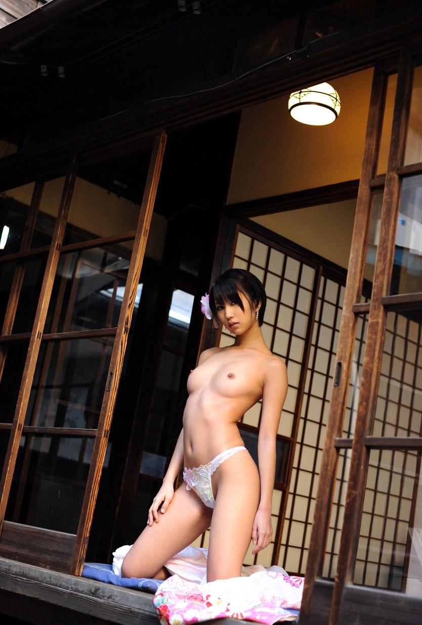三次元 3次元 エロ画像 AV女優 湊莉久 ヌード べっぴん娘通信 026