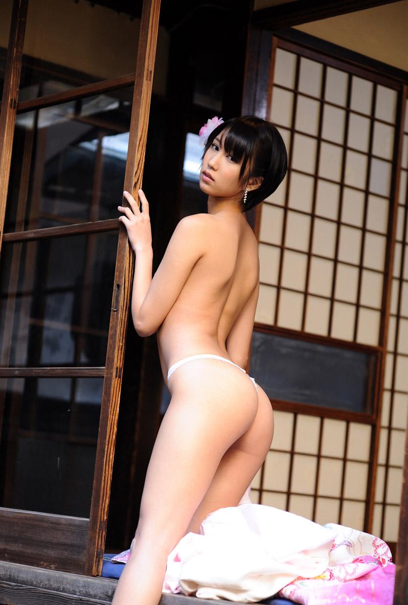 三次元 3次元 エロ画像 AV女優 湊莉久 ヌード べっぴん娘通信 032