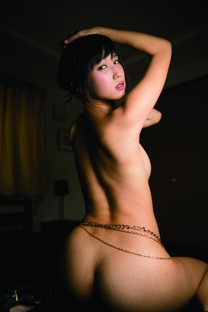 三次元 3次元 エロ画像 AV女優 湊莉久 ヌード べっぴん娘通信 046