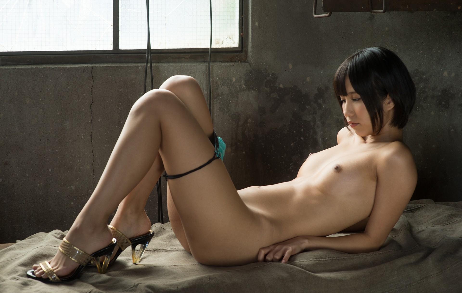 三次元 3次元 エロ画像 AV女優 湊莉久 ヌード べっぴん娘通信 072