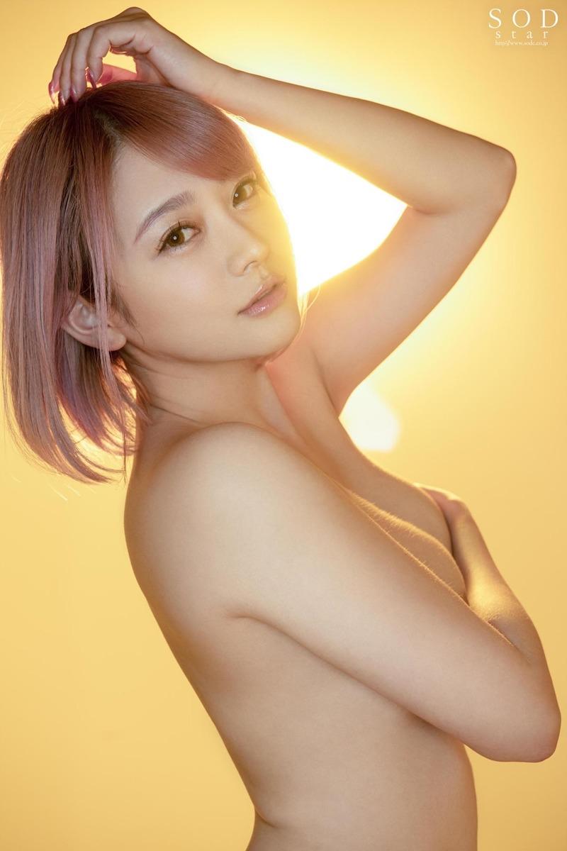 三次元 3次元 エロ画像 AV女優 西野翔 ヌード べっぴん娘通信 063