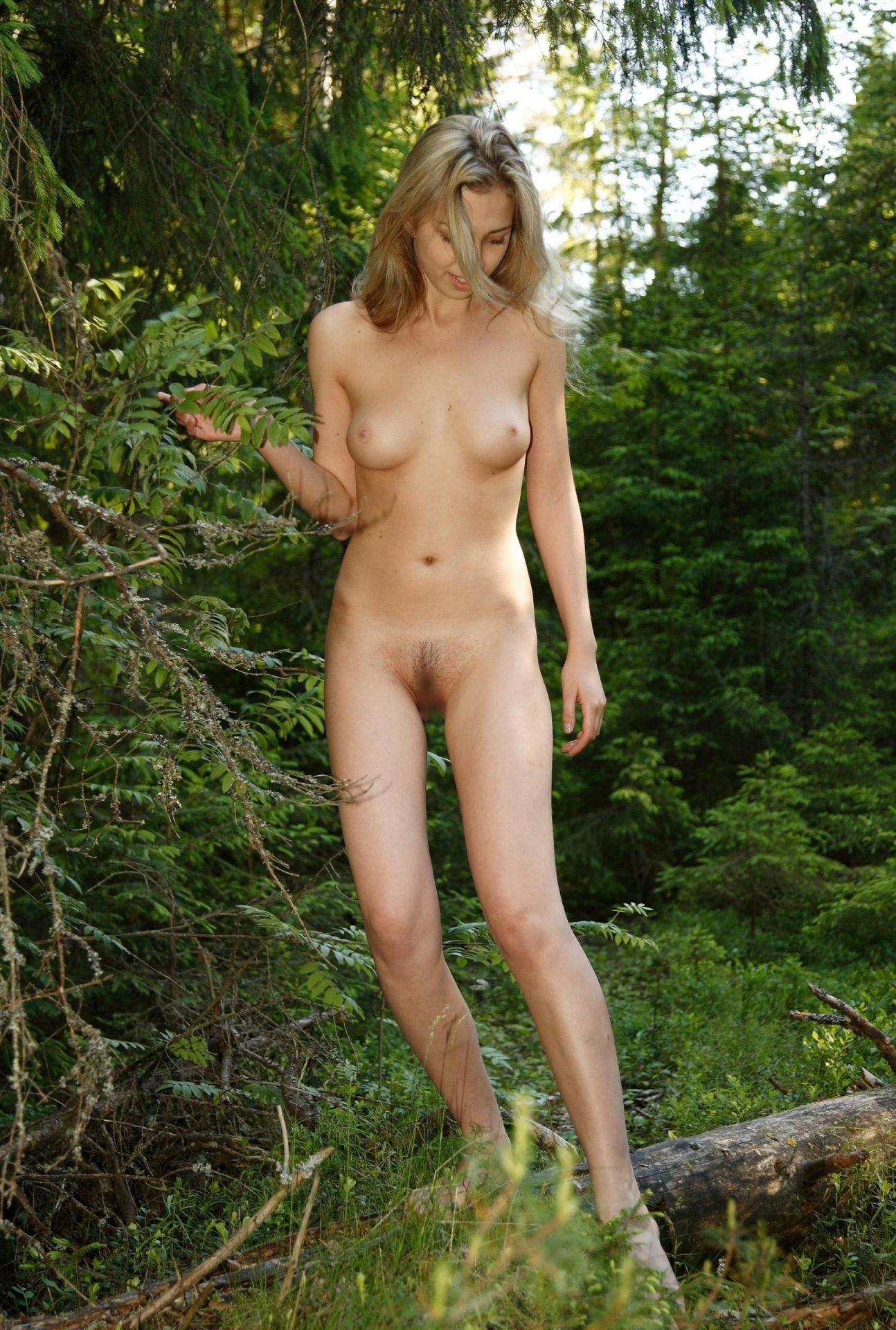 三次元 3次元 エロ画像 大自然 ヌード 裸 べっぴん娘通信 005