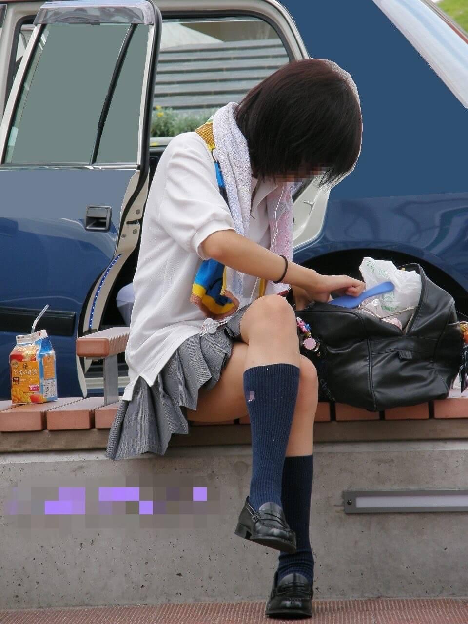 三次元 3次元 エロ画像 足を組む 美脚 べっぴん娘通信 038