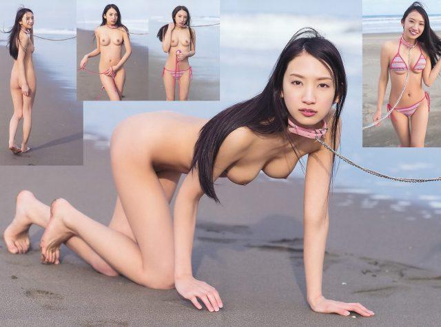 三次元 3次元 エロ画像 AV女優  辻本杏 ヌード べっぴん娘通信 001